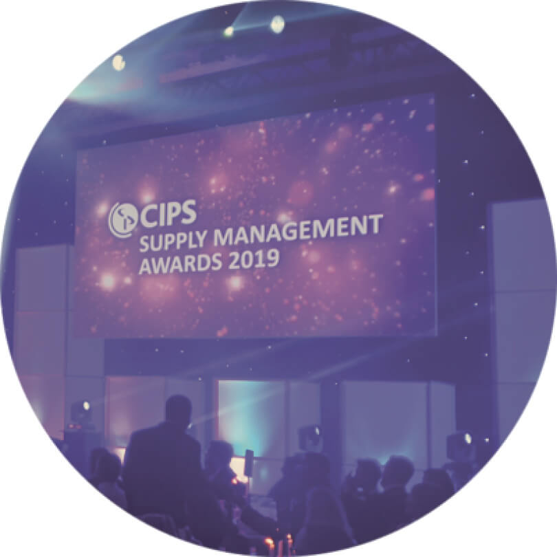 JLR WINS CIPS SUPPLY MANAGEMENT AWARD FOR THE WORK WITH TWS PARTNERS
