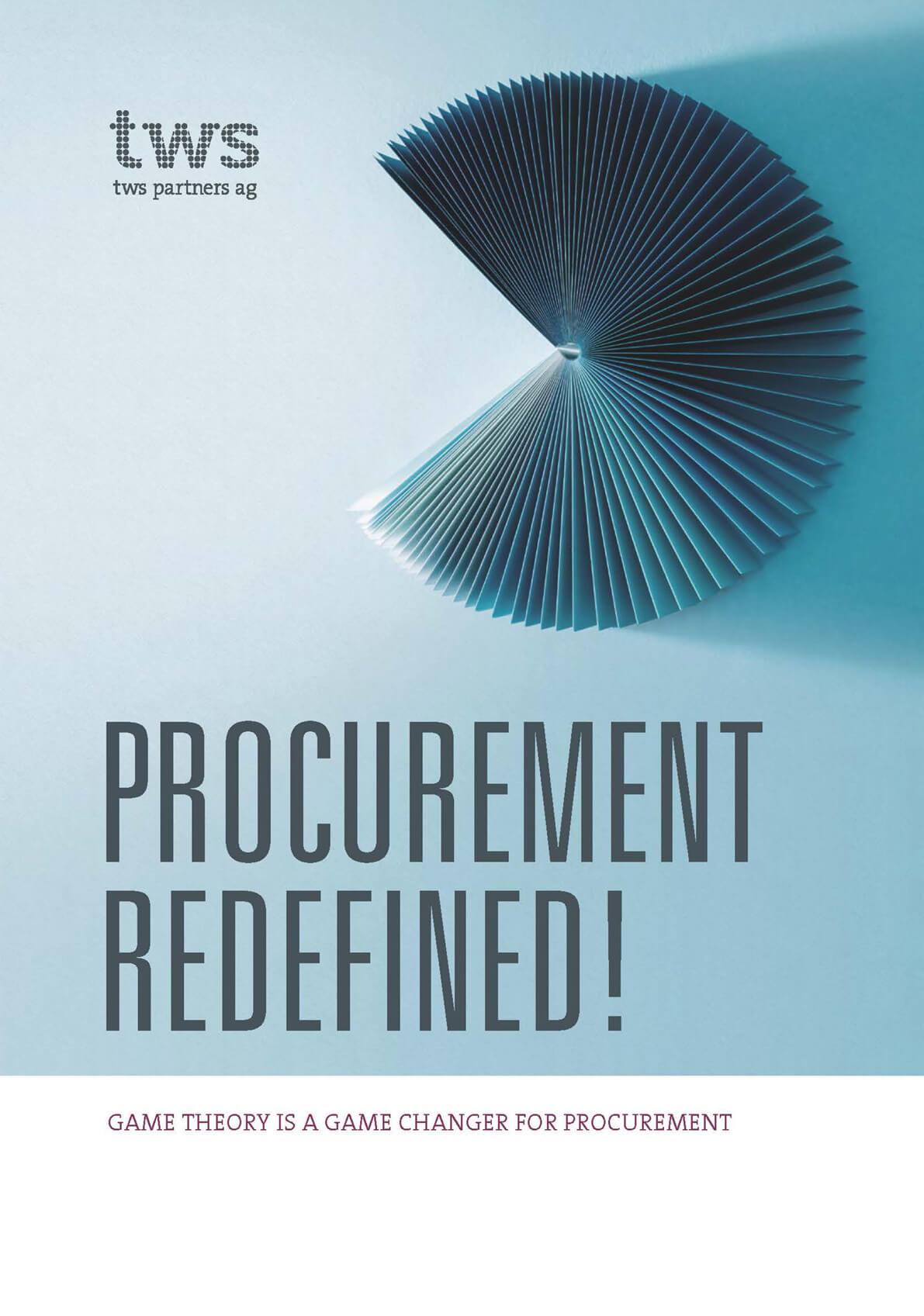<span>WHITEPAPER</span> Procurement