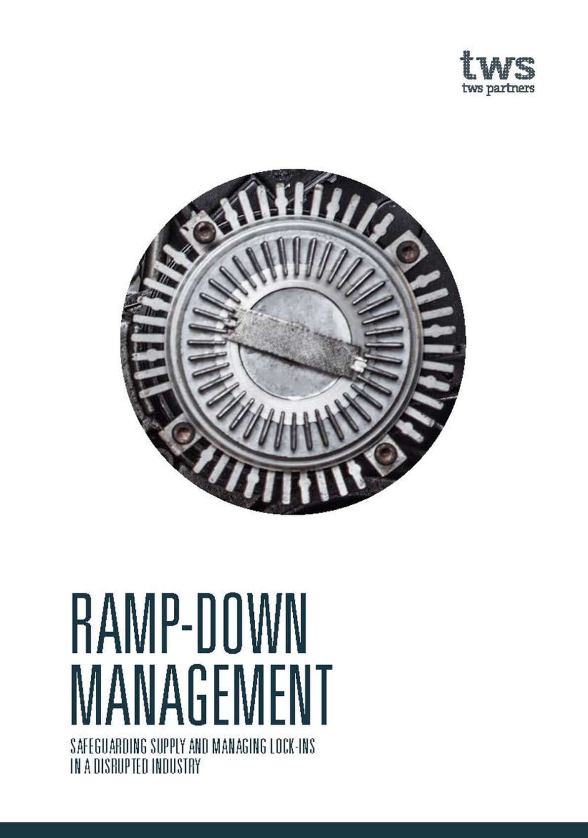 <span>WHITEPAPER</span> Ramp-down management