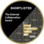 NHS ENGLAND AND TWS PARTNERS SHORTLISTED