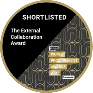 NHS ENGLAND UND TWS PARTNERS AUF DER SHORTLIST DER WORLD PROCUREMENT AWARDS
