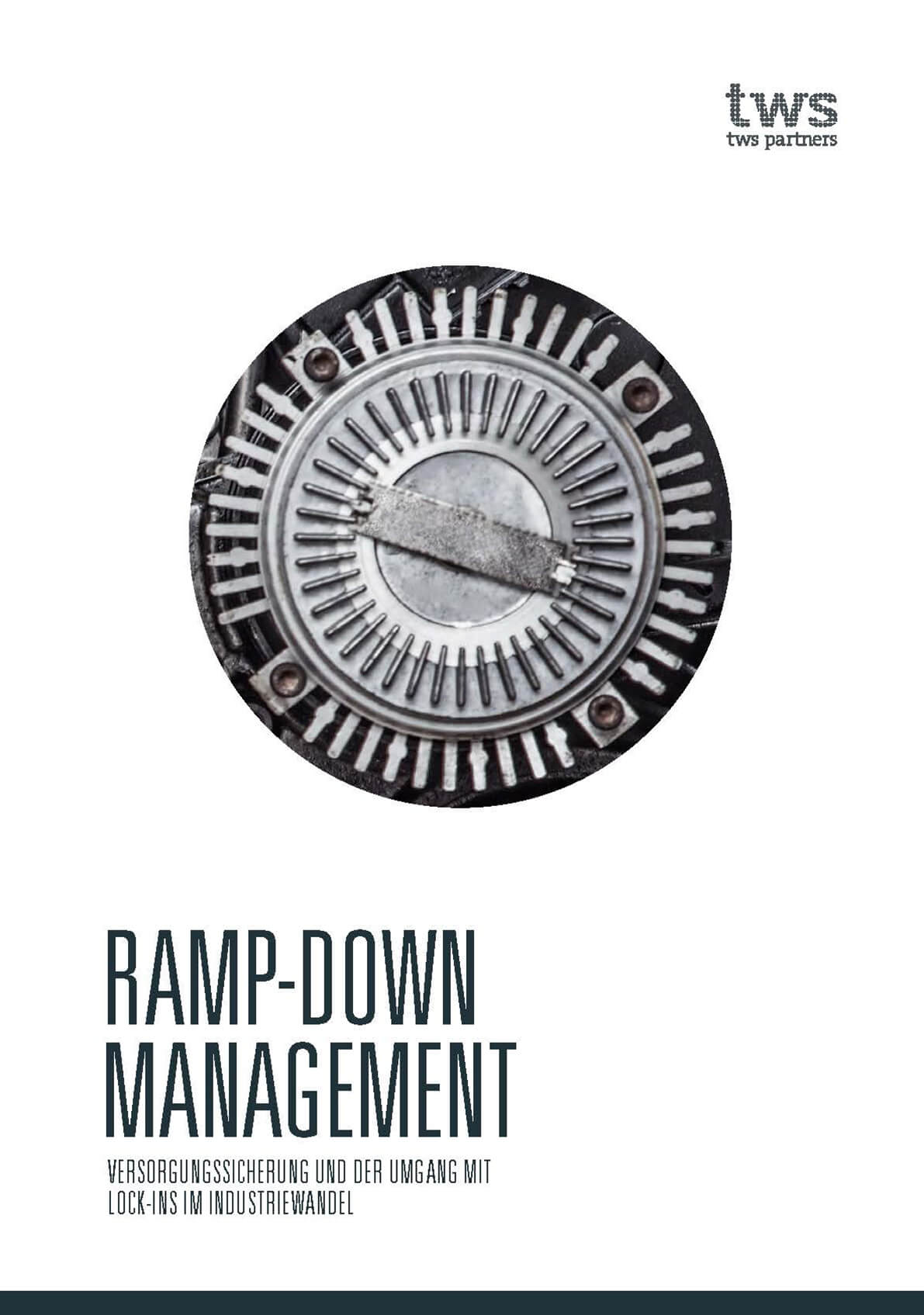 <span>WHITEPAPER</span> Ramp-down Management