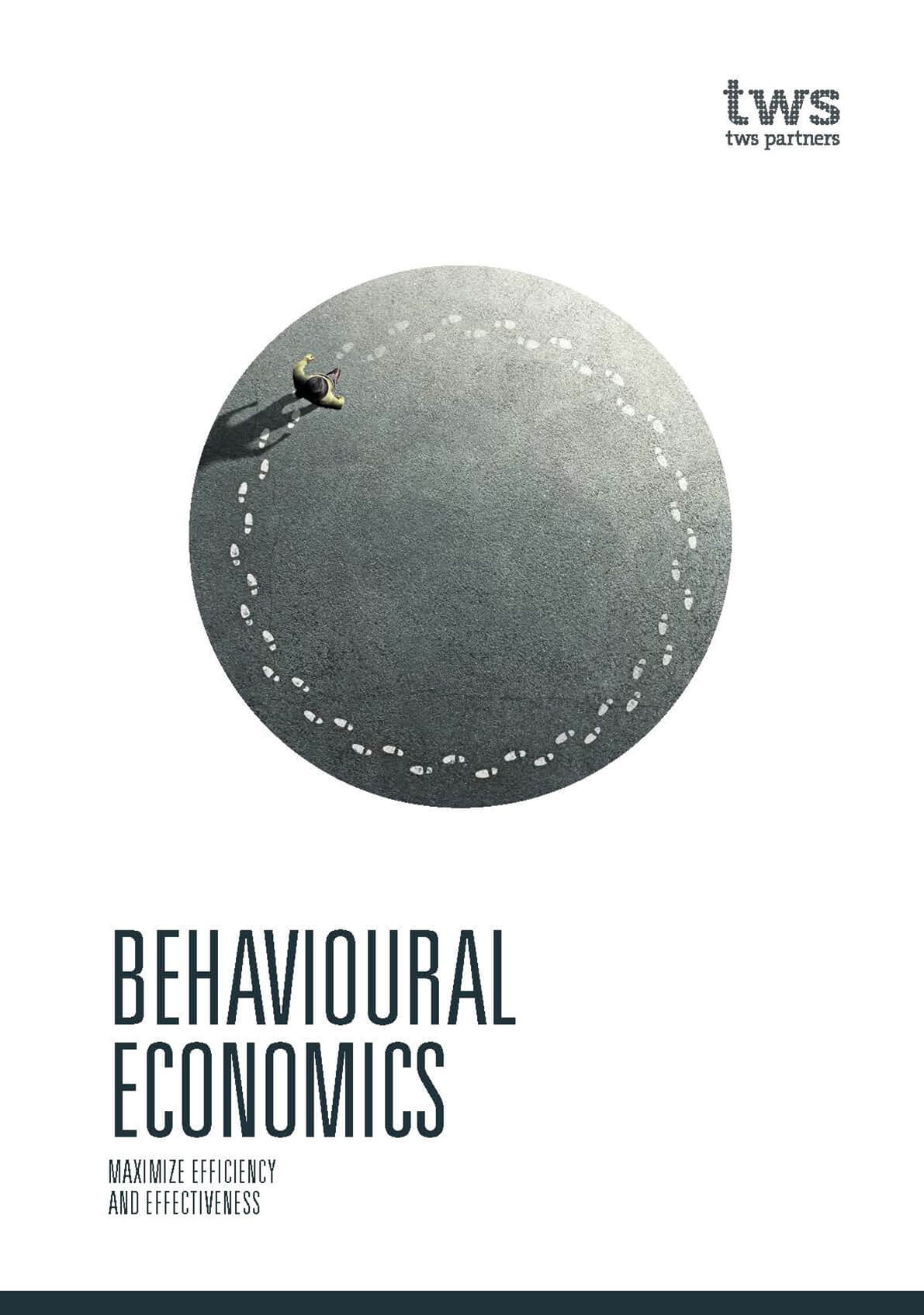 <span>WHITEPAPER</span> Behavioural economics