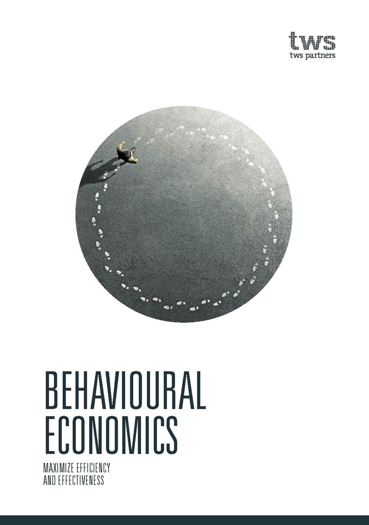 <span>WHITEPAPER</span> Verhaltensökonomie